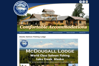 McDougall Lodge reviews and complaints