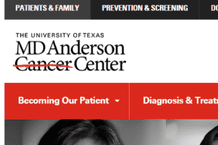 MD Anderson Cancer Center reviews and complaints