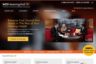 Mdhearingaid reviews and complaints