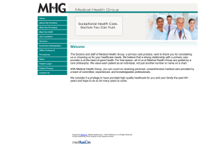 Medical Health Group reviews and complaints