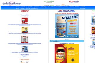 MedicalProvisions Com reviews and complaints