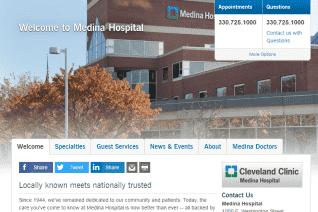 Medina Hospital reviews and complaints