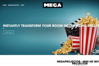 MegaProjector Com reviews and complaints