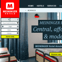 Meininger Hotels reviews and complaints