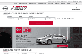 Melloy Nissan reviews and complaints