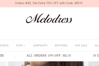 MeloDress reviews and complaints