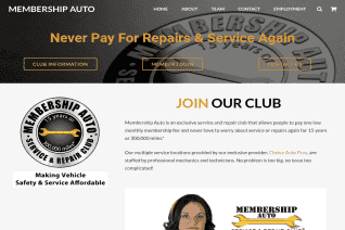 Membership Auto reviews and complaints