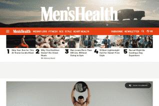 Mens Health Magazine reviews and complaints