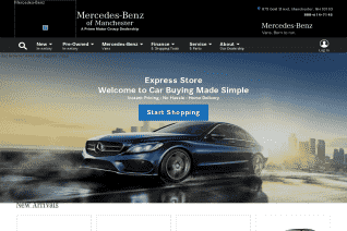 Mercedes Benz of Manchester reviews and complaints