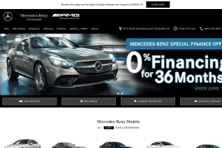 Mercedes-Benz of Scottsdale reviews and complaints
