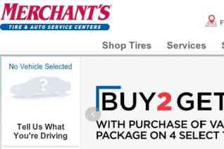 Merchants Tire And Auto Service Center reviews and complaints
