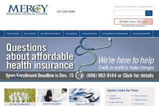 Mercy Regional Medical Center reviews and complaints