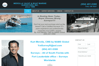 Merolla Yacht And Boat Marine Surveyors reviews and complaints