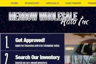 Merrow Wholesale Auto reviews and complaints