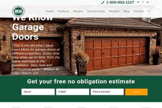 Mesa Garage Doors reviews and complaints