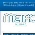 Metro Sales Inc