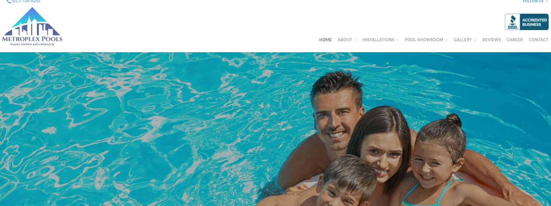 Metroplex Pools reviews and complaints