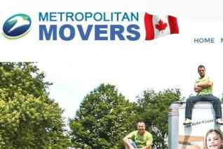 Metropolitan Movers Canada reviews and complaints
