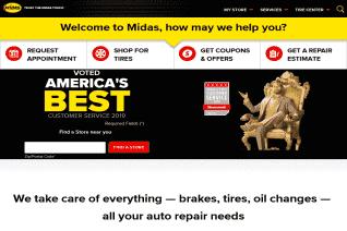 Midas reviews and complaints