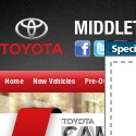 Middletown Toyota reviews and complaints