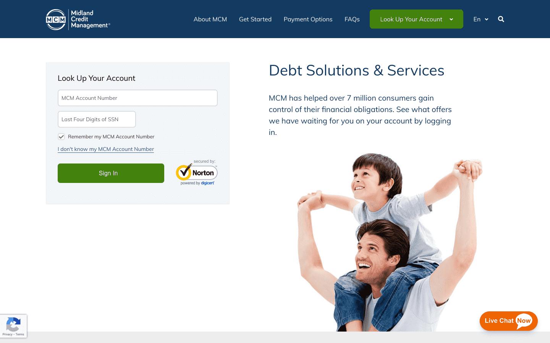Midland Credit Management reviews and complaints
