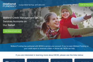 Midland Funding reviews and complaints