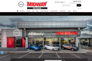 Midway Nissan reviews and complaints