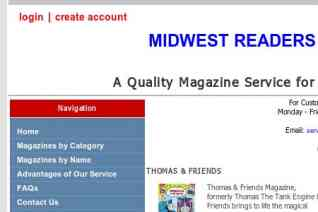 Midwest Readers Service reviews and complaints