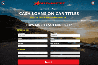 MidWest Title Loans reviews and complaints