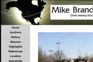 Mike Brandly Auctions reviews and complaints