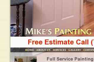 Mikes Painting reviews and complaints