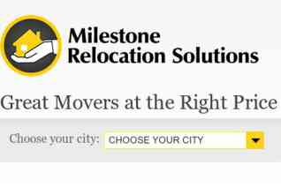 Milestone Relocation Solutions reviews and complaints