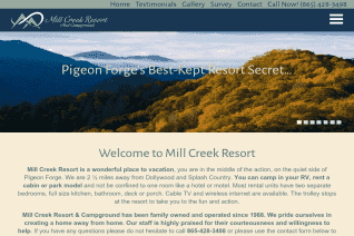 Mill Creek Resort reviews and complaints