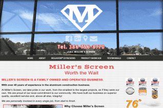 Millers Screen And Repair reviews and complaints