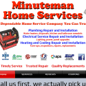 Minuteman Home Services reviews and complaints