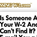 Missing W2