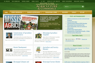 Mississippi Department of Agriculture and Commerce reviews and complaints