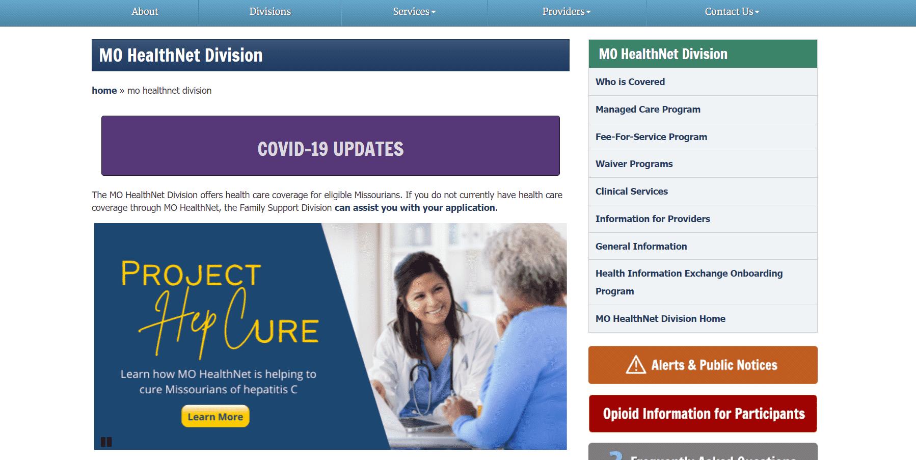 Missouri Healthnet reviews and complaints