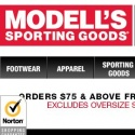 Modells Sporting Goods reviews and complaints