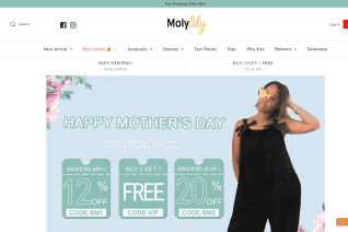 Molylily reviews and complaints