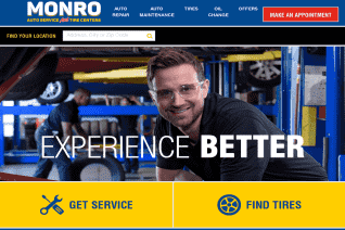 Monro Auto Service And Tire Centers reviews and complaints