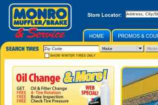 Monro Muffler Brake And Service reviews and complaints