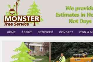 Monster Tree Service reviews and complaints
