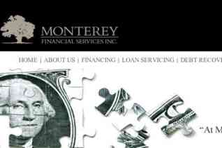 Monterey Financial Services reviews and complaints