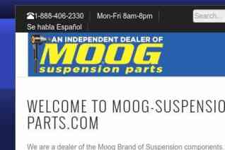 Moog Suspension Parts reviews and complaints