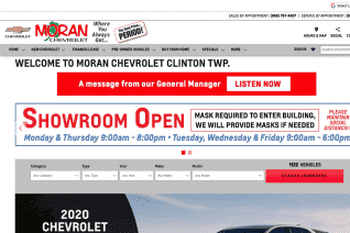 Moran Chevrolet reviews and complaints