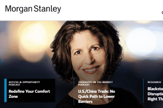 Morgan Stanley reviews and complaints