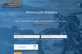 Motorcycle Masters reviews and complaints