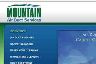 Mountain Air Duct Cleaning reviews and complaints