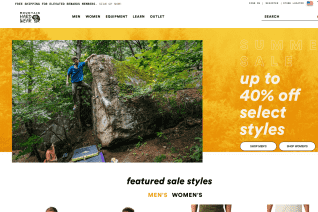 Mountain Hardwear reviews and complaints